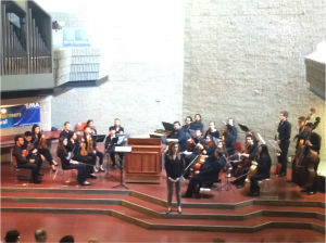 Early Music America at the Young Performers Festival 1